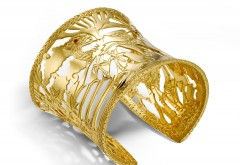 Gold Heritage Limited-edition wide cuff