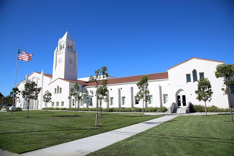 Newport Harbor High School (Photo by Jody Tiongco)