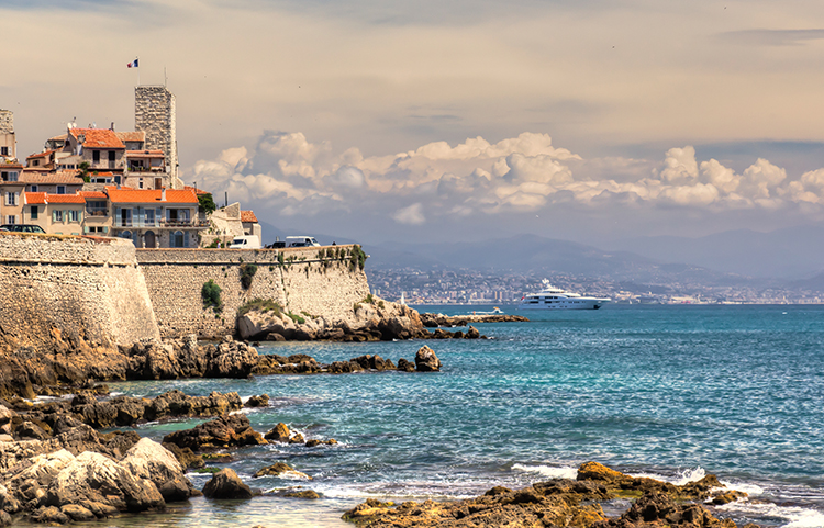 This year, Newport celebrates the 25th year of its sister city relationship with Antibes, France.