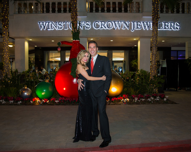Michelle and Glenn Verdult