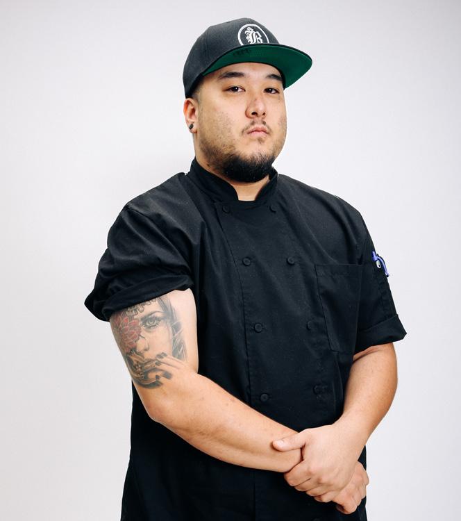 Jeff Fernandez at Bosscat Kitchen & Libations