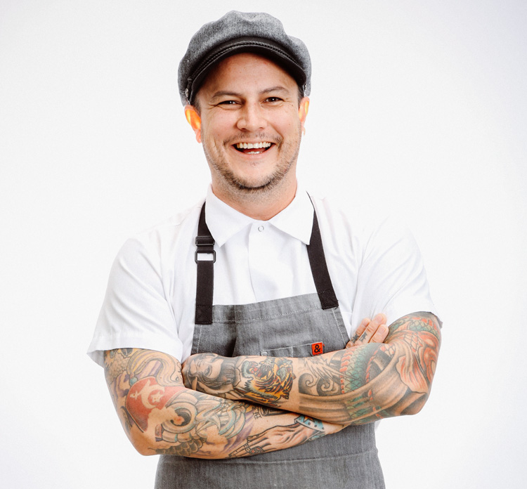 nick weber tattoos culinary tattoo chefs body cannery masters