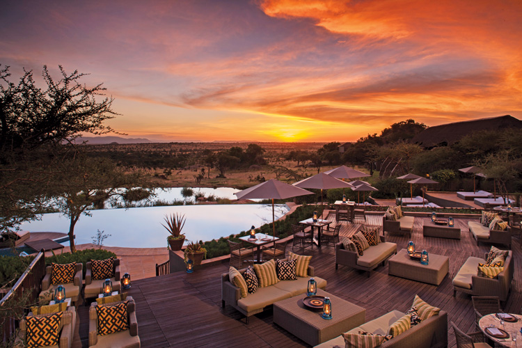 Four Seasons Safari Lodge Serengeti in Tanzania | Photo by Richard Waite/Four Seasons