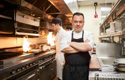 Chef Kling of Five Crowns