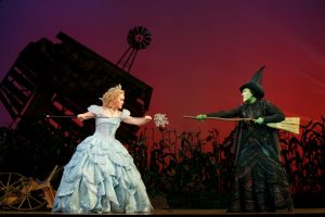 """Wicked."" (Photo by Joan Marcus)"