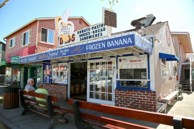 Frozen-bananas
