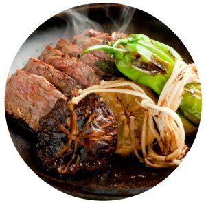 Beef Tobanyaki at Nobu