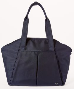 Lululemon workout bag