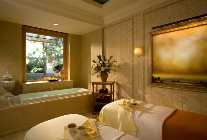 Pelican Hill Spa