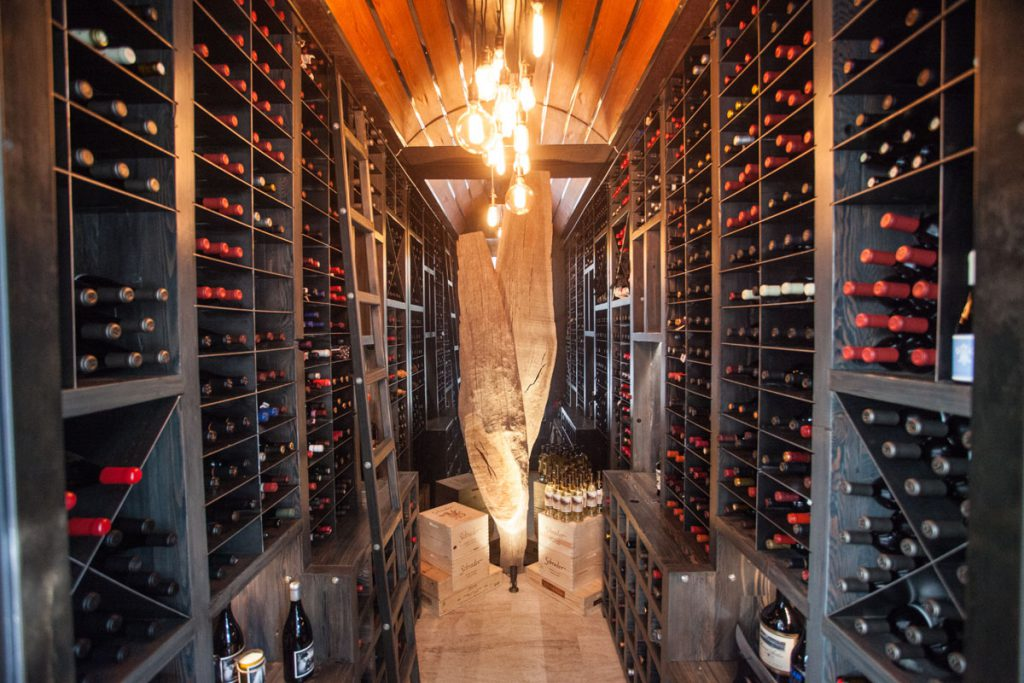 Captivating Wine Cellars