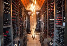 Captivating Wine Cellars