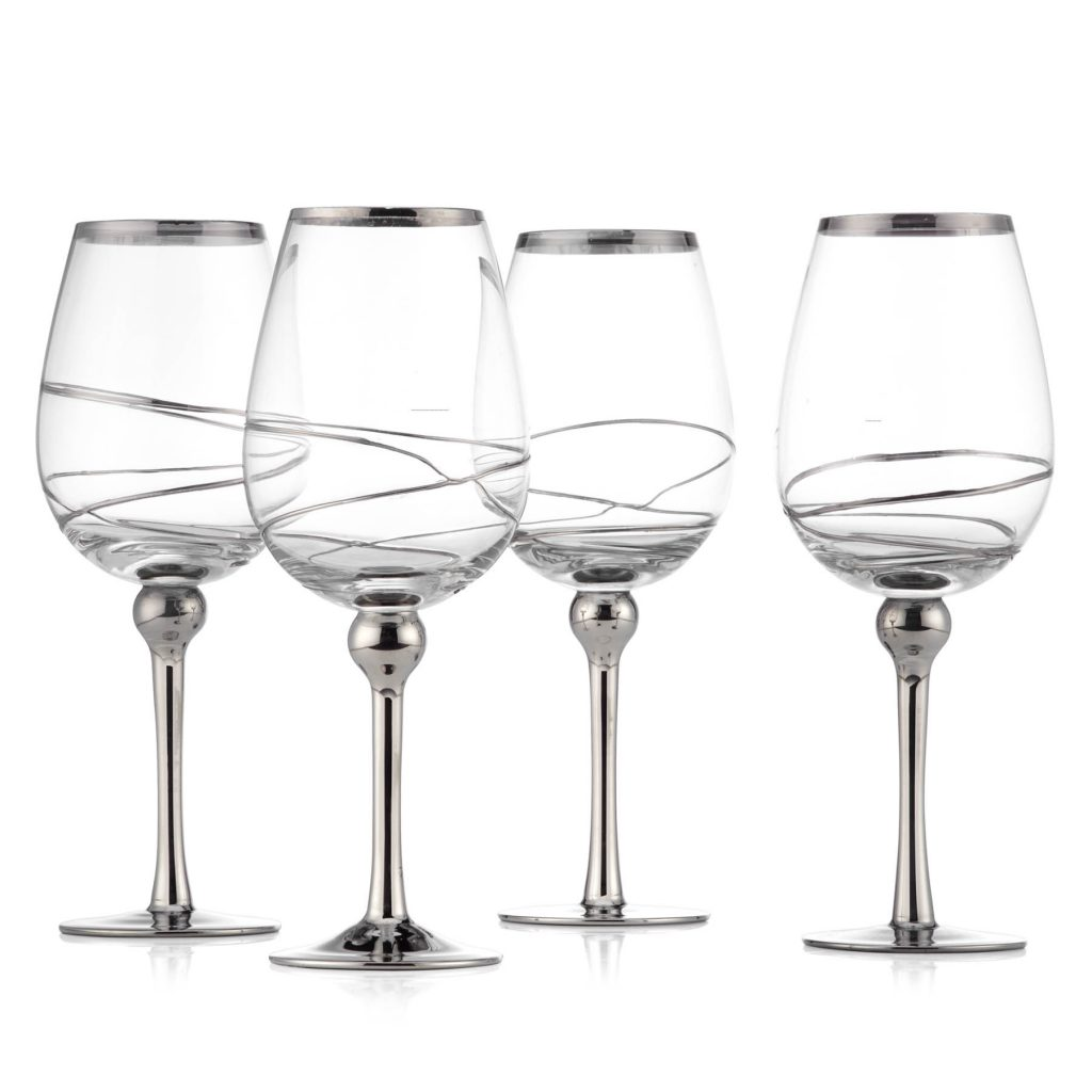 Olympia Stemware wine glasses