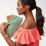 Island Hopping Clutch by Tommy Bahama LIFESTYLE