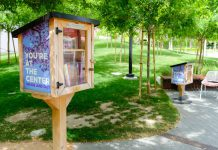 SCTFA Little Free Library
