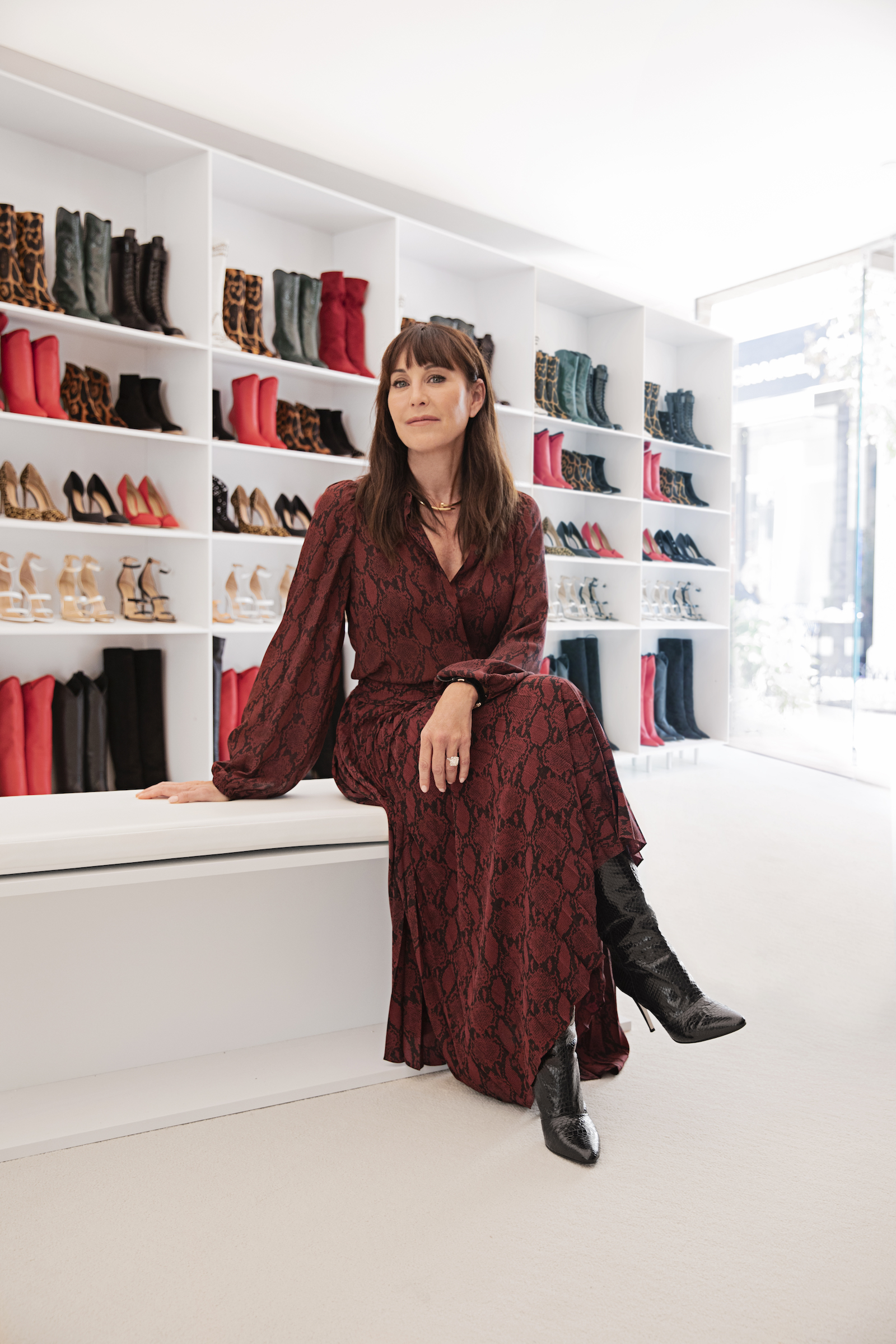 TM Closet for Tamara Mellon