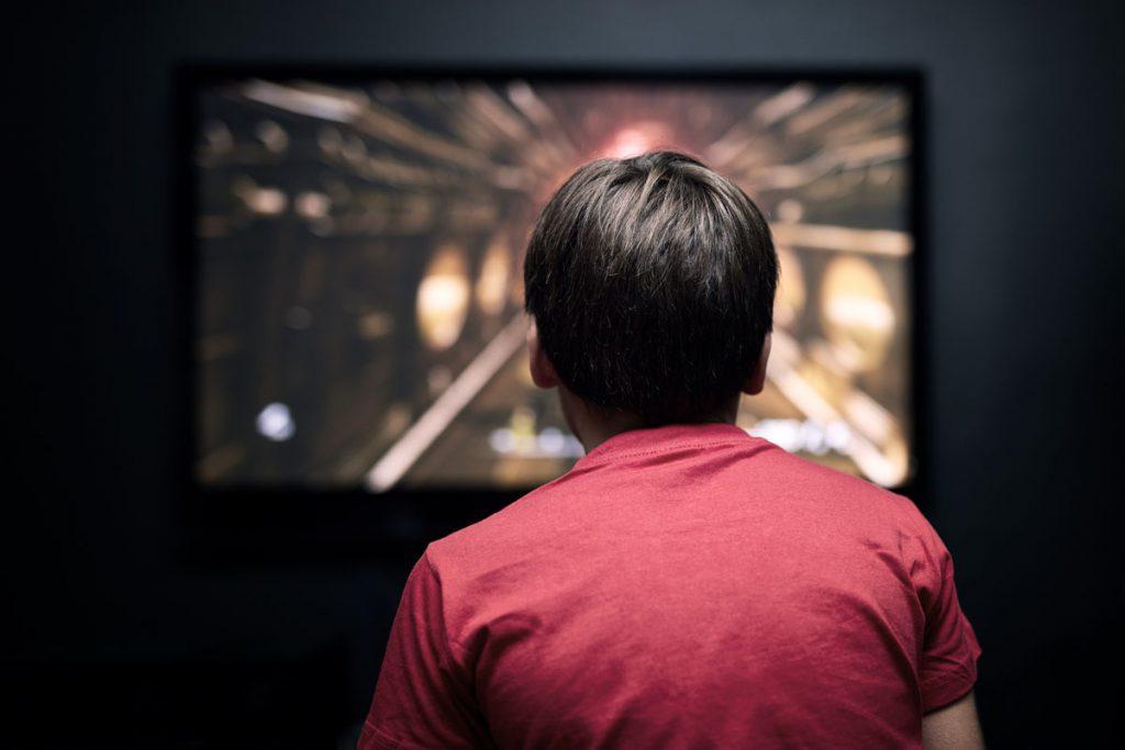 Gaming Addiction 1