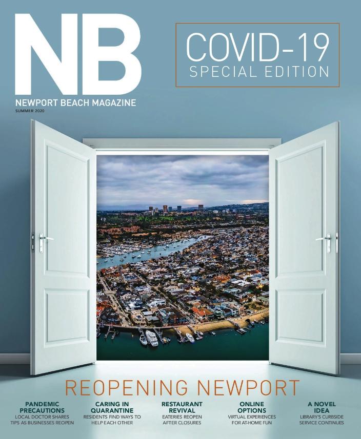 Newport Beach Magazine Summer 2020