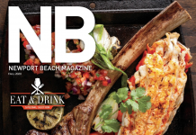 newport beach magazine fall 2020
