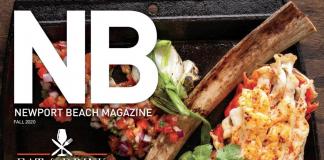 newport beach magazine fall 2020