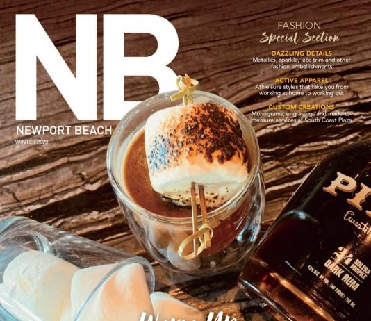 Newport Beach Magazine Winter 2020