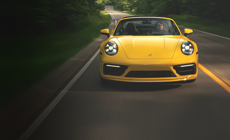 Porsche Targa 4_credit Porsche Cars North America