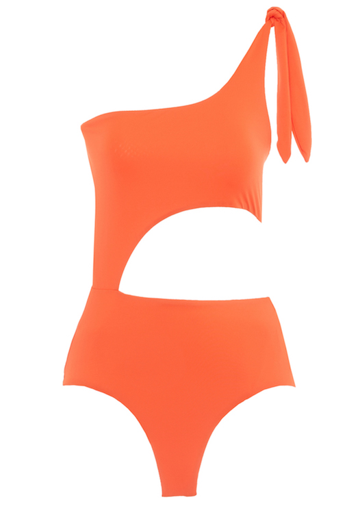 Eberjey So Solid Ibiza One-Piece