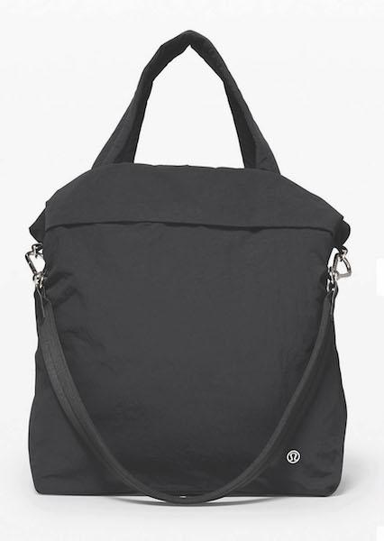 Lululemon ON MY LEVEL TOTE BAG