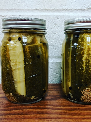 pickles at home_by Colleen Clemens, UCANR