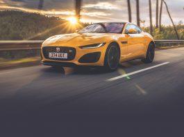 2021 Jaguar F-TYPE_courtesy of Jaguar Land Rover