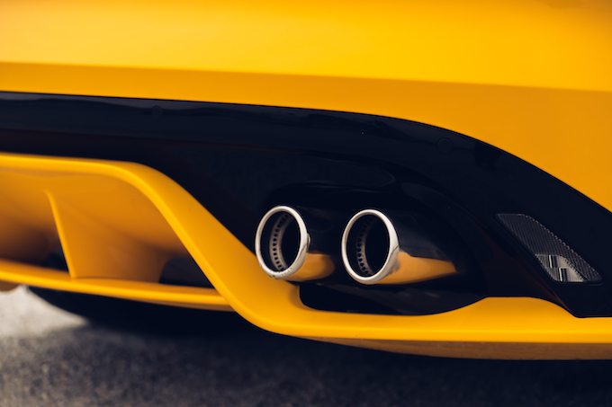 ACTIVE SPORTS EXHAUST_courtesy of Jaguar Land Rover