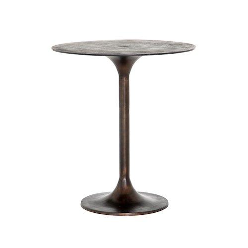 CAST ALUMINUM COUNTER TABLE