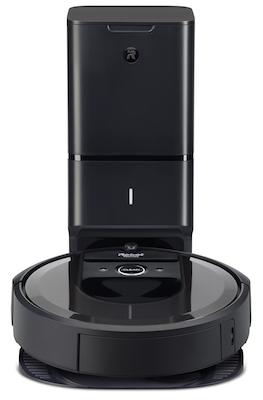 Roomba i7+_Clean Base_Hero