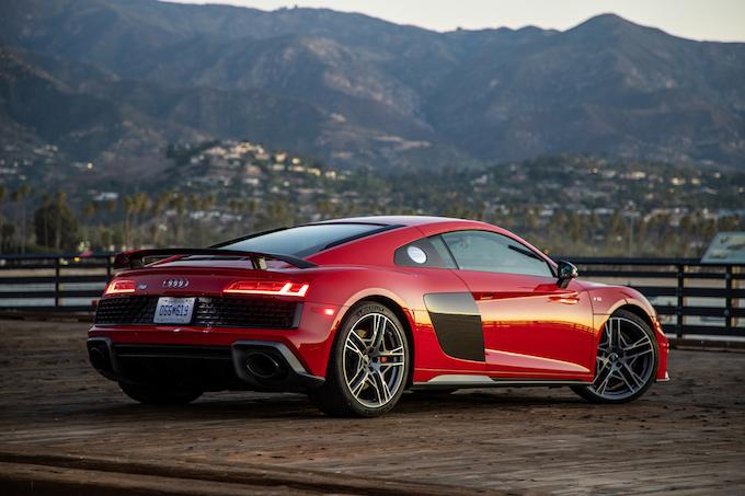 Audi R8 Coupe_courtesy of Audi USA