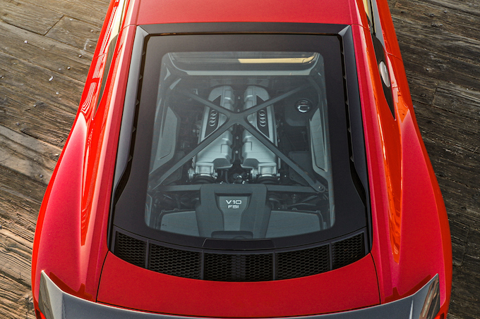 Audi V-10 engine_courtesy of Audi USA