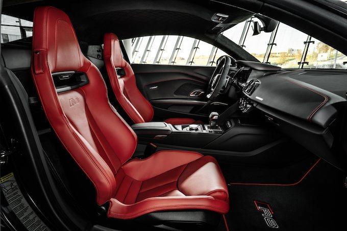 Audi seats_courtesy of Audi USA
