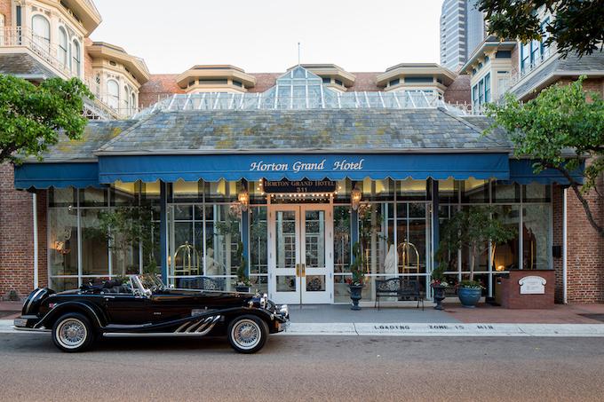 Courtesy of Horton Grand Hotel