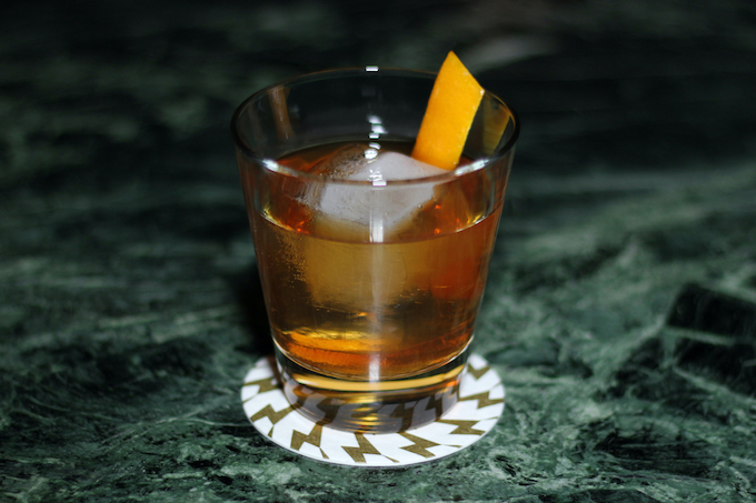 Slow & Low Proper Old-Fashioned_courtesy of The Cooper Spirits Co